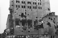 Stalingrad Grain Elevator | The battle of Stalingrad 69 years ago