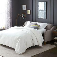 Paidge Sleeper Sofa   west elm