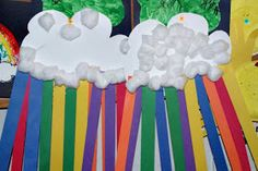 Totally Tots: Crafty Corner ~ Rainbows