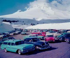 Mt. Hood, Oregon, 1960s