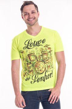 Foto principal de Camiseta Fluor- Bateria