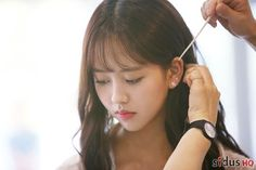 Kim Sohyun, Beautiful Actresses, Kaya Scodelario, Beauty, Girls, Korean Fashion, Asian Beauty, Make Up, Pictures