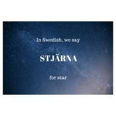 20 Beautiful Words That Will Make You Fall in Love With the Swedish Language