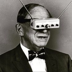 A VR hipster #vr #technology #virtualreality #oculus #htcvive #gizmocrazed #futuretechnology