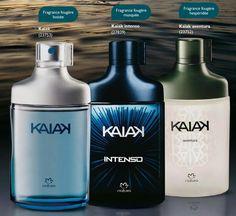 As fragrâncias de Natura Kaiak foram inspiradas na liberdade.
