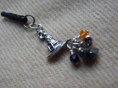 Witches Hat mobile phone charm £5.00