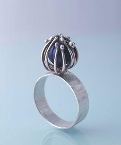 Lynn Kirsten Clarke - Bluebell ring