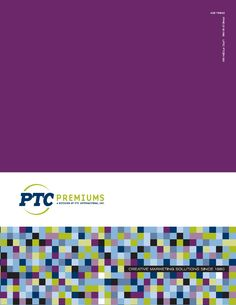2013 Full Line Catalog from PTC/Precision Tools Corp