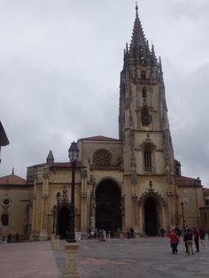 Catedral de San Salvador. Oviedo (Asturias)