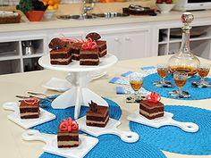 Recetas | Cuadrados de chocolate | Utilisima.com