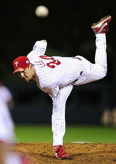 Look for Cliff Lee to break out this season for Philly. He's the reason I subscribe to MLBTV