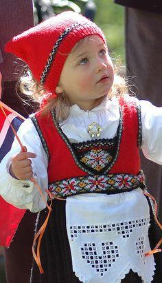 Emmy DE * Norwegian girl by Tom Evensen, via Flickr