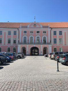 Pink palace??? in Tallinn