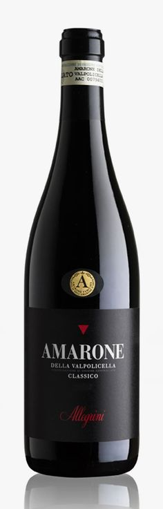 Amarone della Valpolicella Allegrini Understanding, gained through years of research, has perfected this prized and award winning wine classic red. #ItalyWine