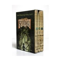 Beyond the Spiderwick Chronicles Boxed Set : The Nixies Song; A Giant Problem; The Wyrm King by: Tony DiTerlizzi and Holly Black (all of us)
