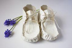 paper shoes  石州和紙