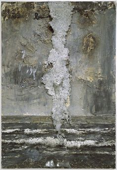 Anselm Kiefer (German b. 1945) Emanation 1984-86