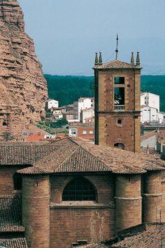 Nájera, La Rioja Alta, SPAIN.