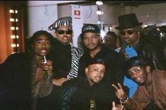 Tupac, Digital Underground, & Ice Cube Nightlife... » Hip Hop ...