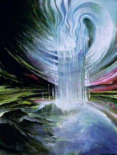 Eternal Flow - by Rassouli