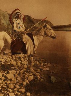 A Blackfoot - 1926