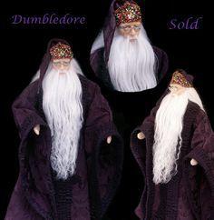 Dumbledore  www.theminiaturemaker.co.uk