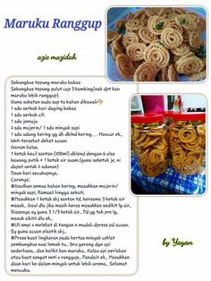 Snack Recipes, Dessert Recipes, Cooking Recipes, Snacks Dishes, Asian Desserts, Biscuit Recipe, Yummy Cookies, Blondies, Junk Food