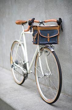 Love the handlebar bag