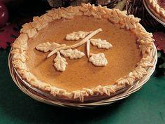 Tempting Pumpkin Pie #Thanksgiving