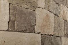 Manufactured Stone - Hackett - Mossy Creek / Hackett 10 Sq ft Flat