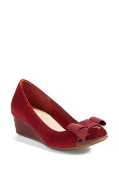 Cole Haan 'Air Tali' Wedge Pump (Women) available at #Nordstrom