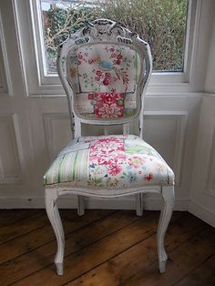 French Louis Chair Rocking For Babies 88 Best Designs Images Upholstered Chairs Painted Fabulous Shabby Chic Patchwork Amp Letters