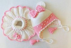Items similar to Crochet baby girl hat Crochet mouse hat Toddler girl hat Merino wool hat Kids winter hat Wool scarf Girls knitted earflap hat Perfect gift on Etsy Crochet Baby Beanie, Baby Girl Crochet, Baby Knitting, Hat Crochet, Crochet Winter, Kids Crochet, Baby Girl Beanies, Baby Hats, Crochet Mouse