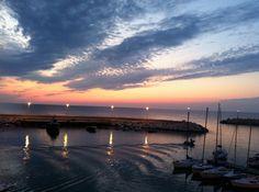 Travel iPhoneography: Giovinazzo's Port, Italy