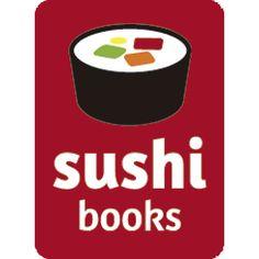 SUSHI BOOKS Editorial, Sushi, Books, Literatura, Libros, Book, Book Illustrations, Libri, Sushi Rolls