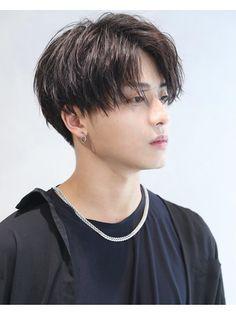 Korean Boy Hairstyle, Asian Haircut, Mullet Hairstyle, Asian Men Long Hair, Korean Short Hair, Levi Haircut, Medium Hair Styles, Short Hair Styles, Cut My Hair