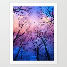 A New Day Will Dawn... Art Print by Soaring Anchor Designs ⚓ - $14.56