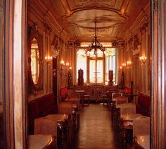 Cafe Florian Venice! what can i say!!