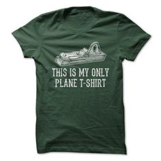 This Is My Only Plane Shirt tshirt - 1