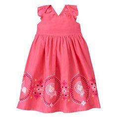 Toddler Girls Watermelon Lion Dress by Gymboree