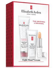 Elizabeth Arden New York Eight Hour Cream Original Gift Set Elizabeth Arden Eight Hour Cream, Beauty Hacks, Beauty Tips, Hair Beauty, Essentials, Lipstick, Skin Care, The Originals, Makeup