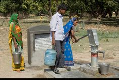 Instead of doing the Water Challenge, try the challenge of the Jesus Wells - Gospel for Asia