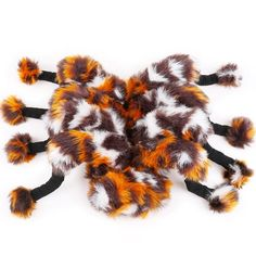Funny Halloween Spider dog costume cosplay clothes for small dog Chihuahua Yorksire pet cat Party dog puppy clothes jumpsuit Dog Spider Costume, Spider Dog, Pugs In Costume, Dog Halloween Costumes, Pet Costumes, Halloween Cat, Halloween Spider, Giant Spider, Animal Costumes