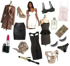 Fashion Inspired by Secret Diary of a Call Girl