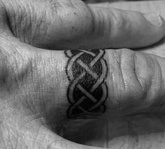 100 Celtic Knot Tattoos For Men - Interwoven Design Ideas