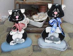 Weiteres - Katze - ein Designerstück von gabi-schweizer bei DaWanda