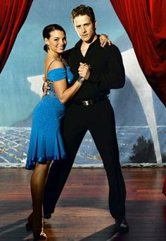 DWTS Season 1 Summer 2005 Joey McIntyre and Ashly DelGrosso Placed 3rd