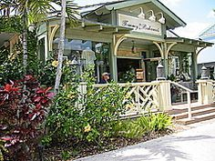 tommy bahama naples - go here every time I am in town.
