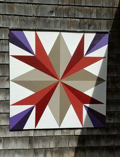 My barn quilt