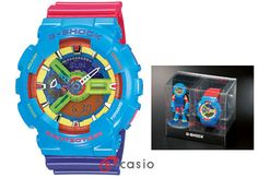Casio G-Shock Man Box. Boss as hell and probably won't see too many walking around with it.